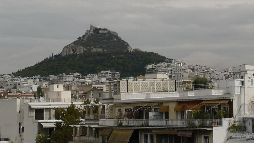 Athen-Ausblick